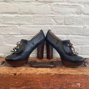 Sperry McKenna Platform Heels
